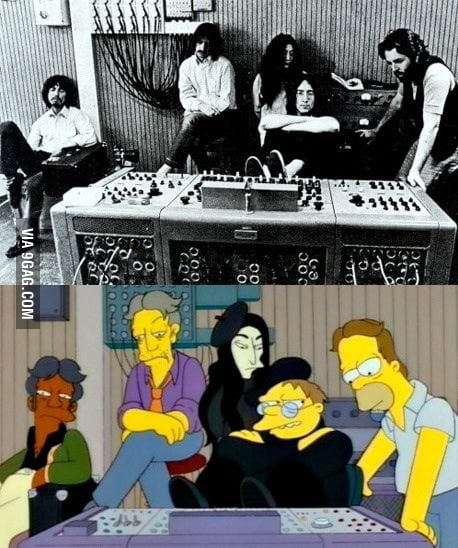 The Beatles vs The Be Sharps