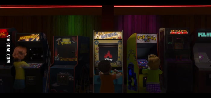 Polybius in Wreck It Ralph