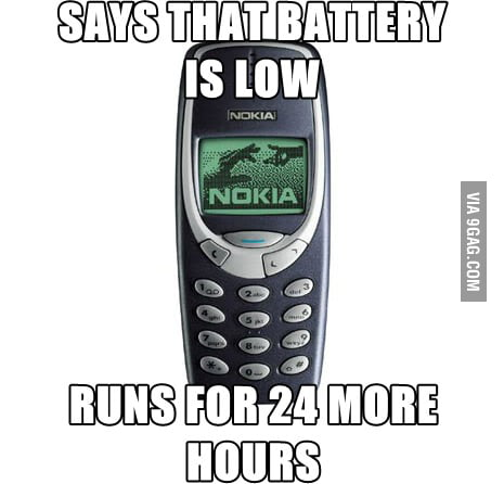 Good guy Nokia 3310