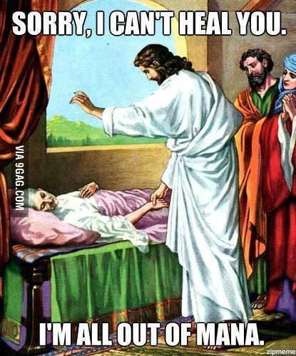 Damn, Jesus.