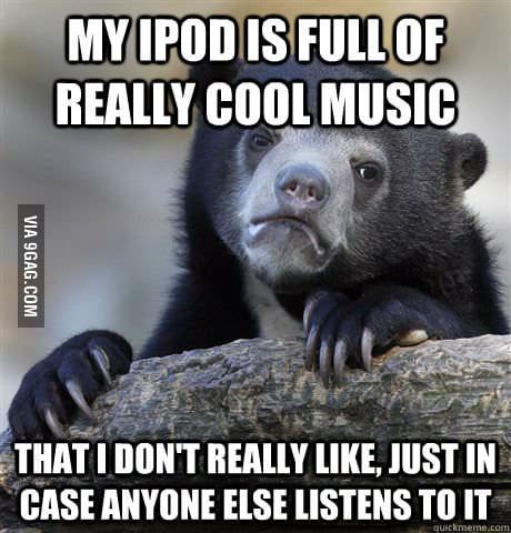 A Musical Confession