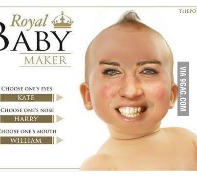 The Royal Baby....