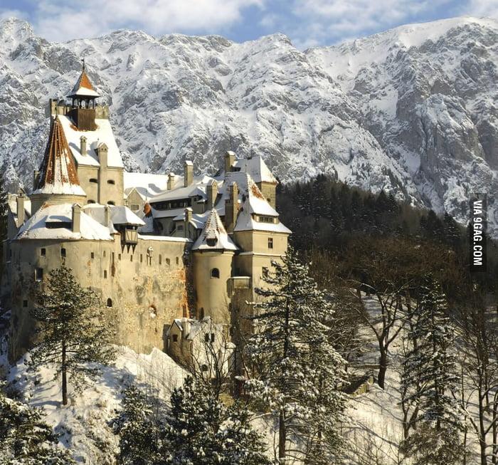 Dracula's Castle, Romania