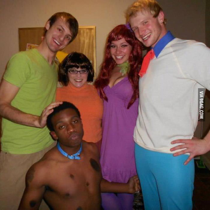 The racist cosplay ever