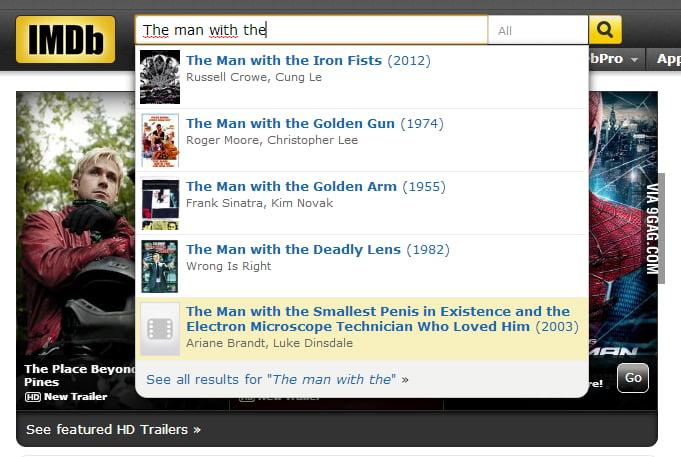Seen on IMDB.