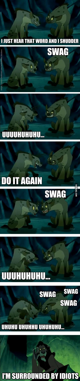 SWAG Hyenas