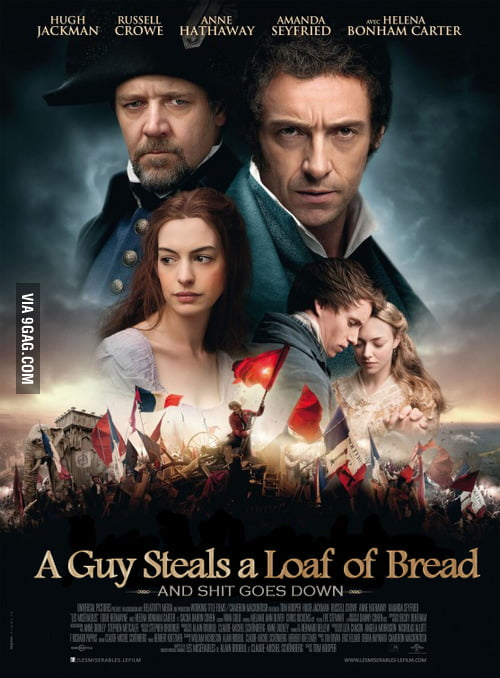 Les Misérables, in a nutshell...