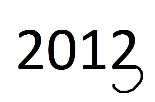 Mistake everyone will make in 2013