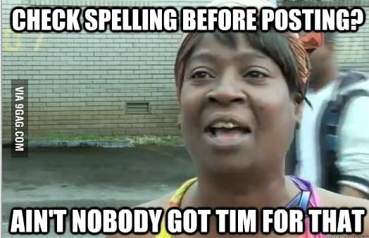 It was only a matter of tim.
