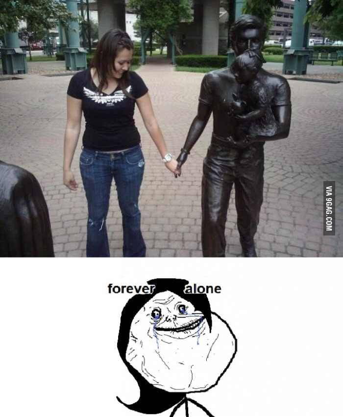 Forever Alone Level:Stone Family
