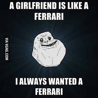 Ferrari and Me