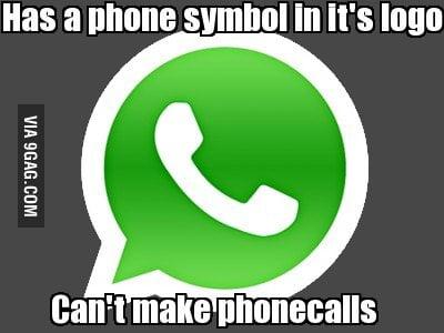 Scumbag Whatsapp