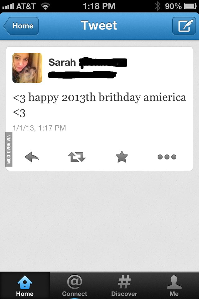 This girl has no clue.