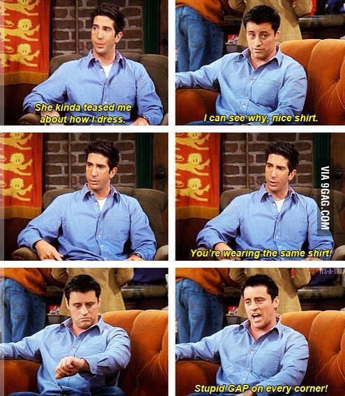 Joey, joey, joey...