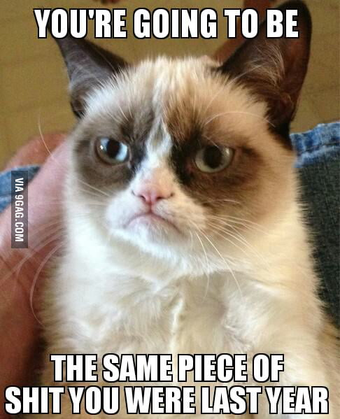 Grumpy cat message for all of us