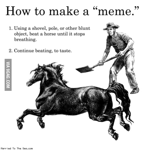 How to make a meme