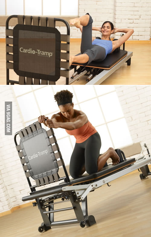 Cardio-Tramp: I don't think they deserve to be called that.