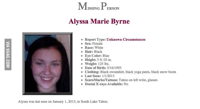Please help find her! We need help!