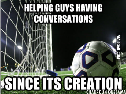2 subjects guys talk the most about girls or football