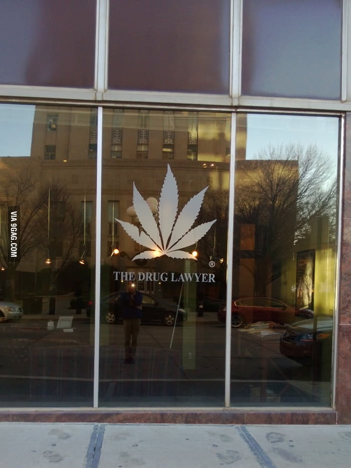 This drug lawyer is blunt.