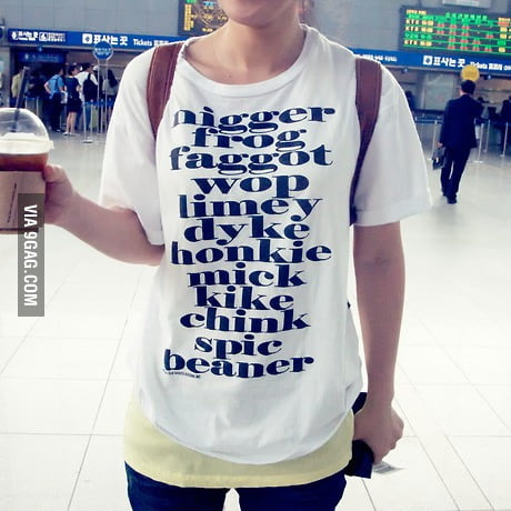 The best t-shirt to wear while travelling the world.