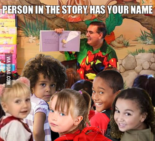 How to be famous in 1st grade.