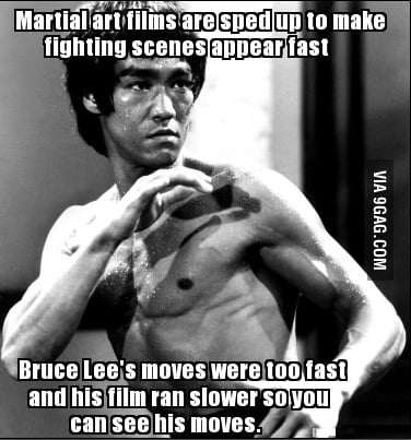 Just Bruce Lee