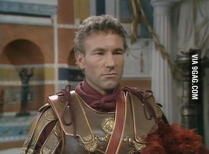A young Picard, with hair.