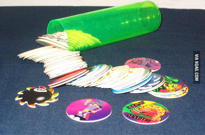 This was the currency in elementary school in the 90s.