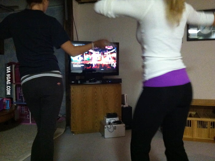 """Just Dance"" is an awful game but it's great to watch."