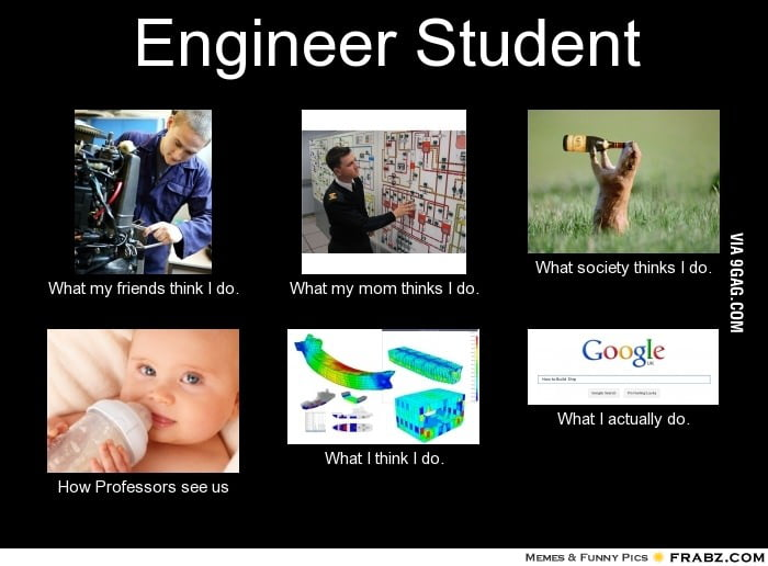 Being a Marine engineering student