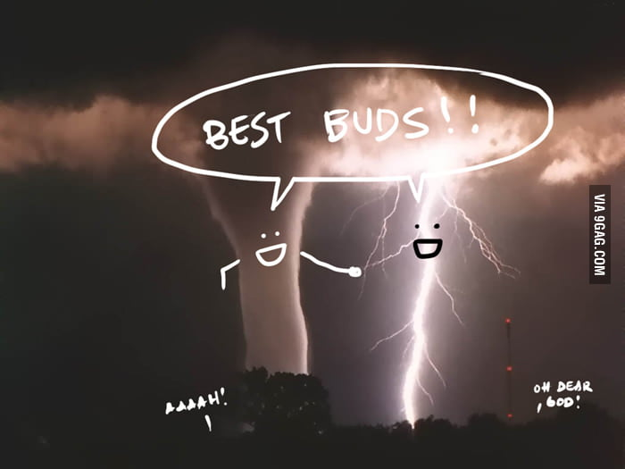 Best buds!!