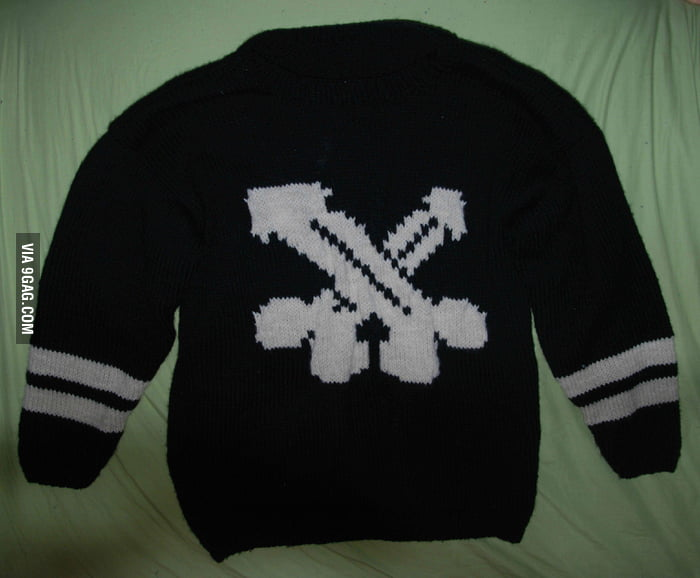 This is a nice sweater.