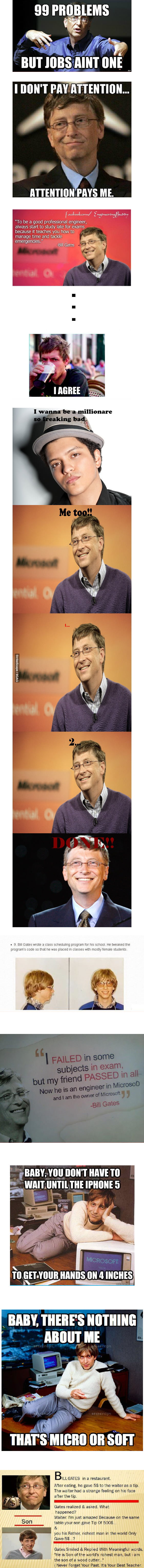 Best of Bill Gates