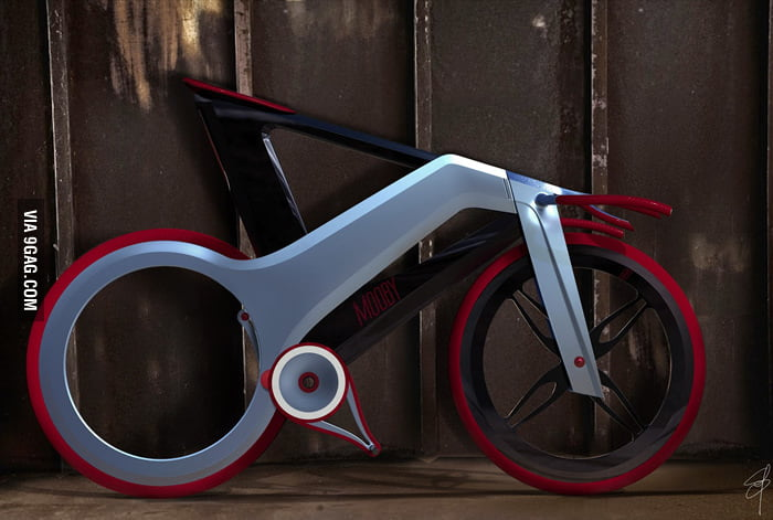 The MOOBY bike by Madella Simone.