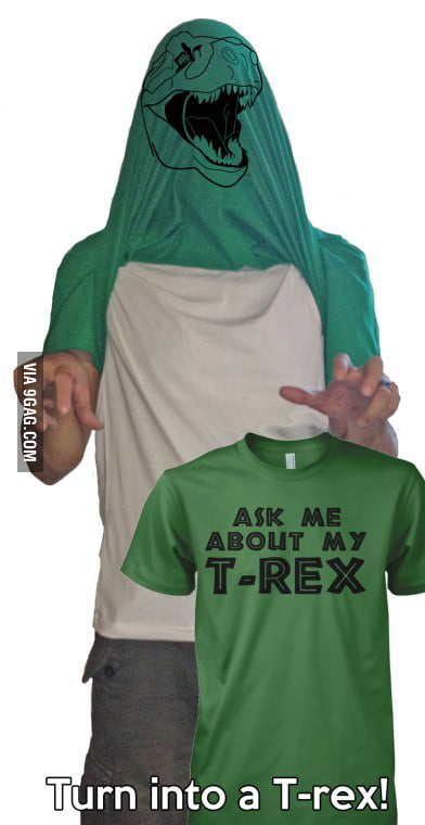 OMG! Best T-shirt I've ever seen in my life