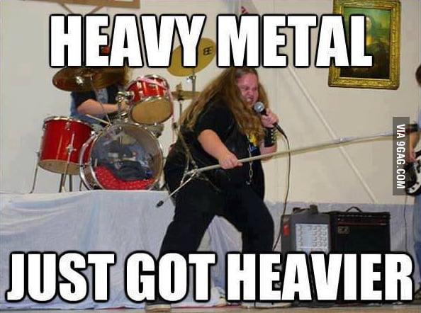 True Metalhead