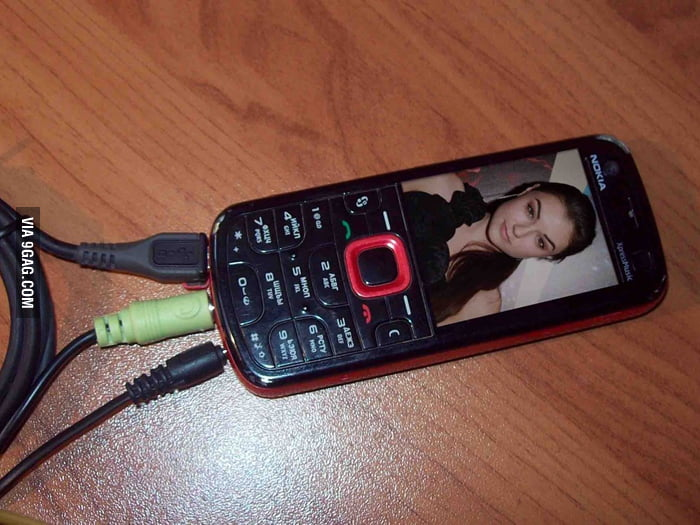 Sasha Grey's phone.
