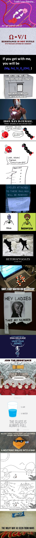 B Good Geek Puns