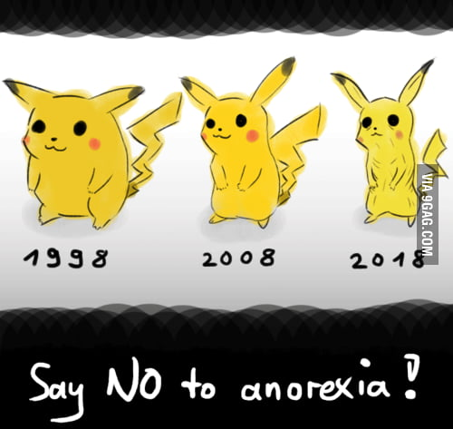 Say no to anorex