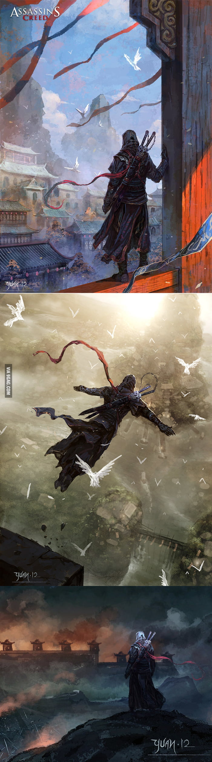 Chinese Assassin's Creed version, made by a fan