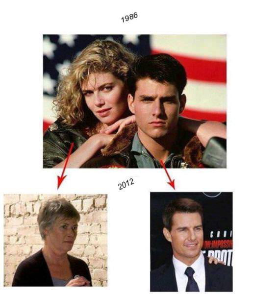 What's the secret Tom Cruise?