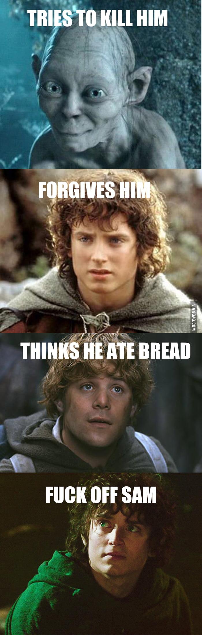 Scumbag Frodo