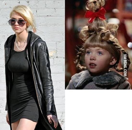 Puberty, you're doing it right!