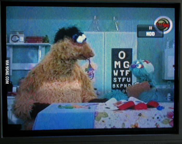 Takalene Sesame - the South African version of Sesame Street