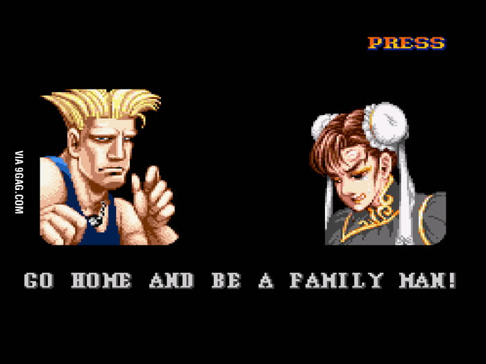 Why I love to use Guile in Street Fighter!