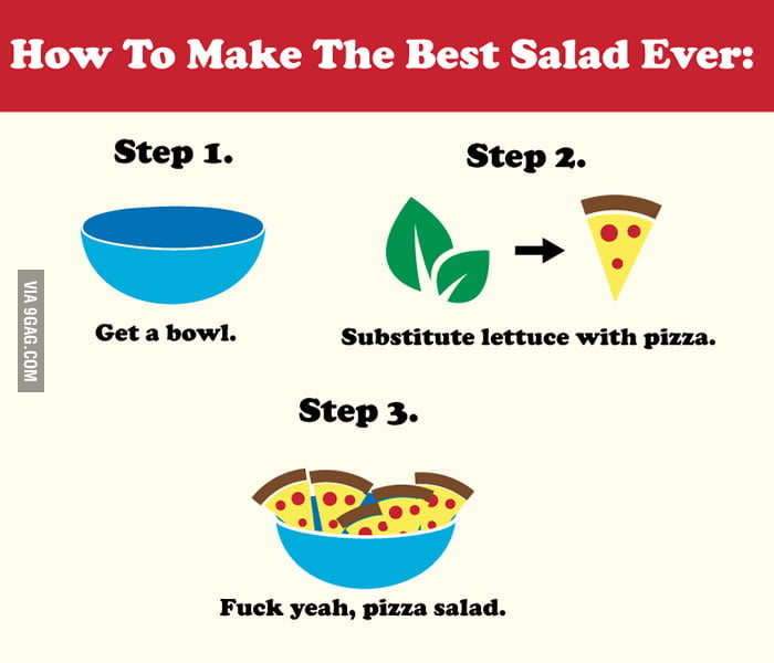 Best Salad Ever!