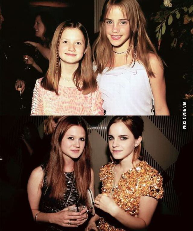 Puberty strikes again!