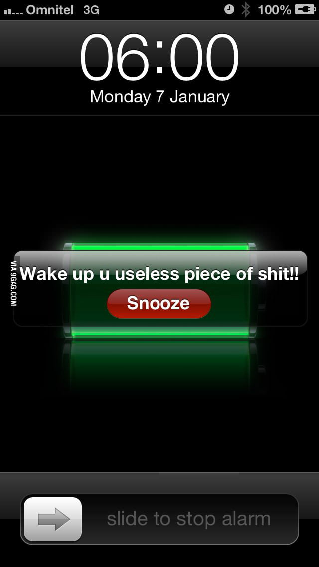 My Motivation In the Mornings...