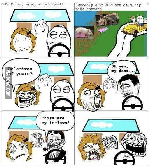 Troll Husband
